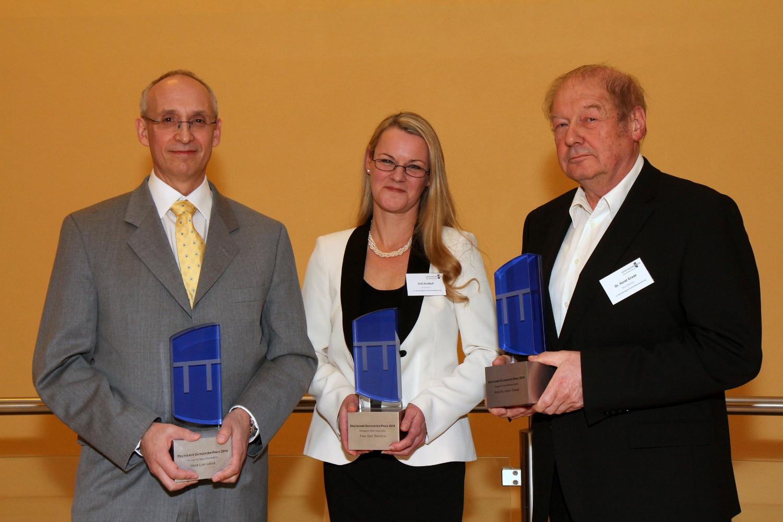 Gewinner der drei Kategorien